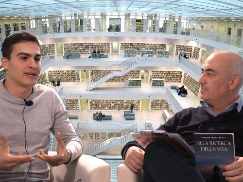 'Alla ricerca della vita' video intervista su European Affairs