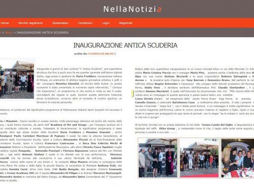 """""""Alla ricerca della vita"""" su NellaNotizia.it"""